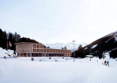 Centro Sci Nordico Campra